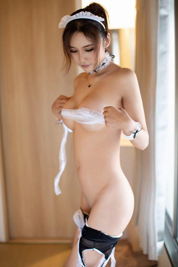 妩媚女仆真空来袭直击心房[39P]