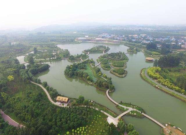 一条古老而美丽的河流!