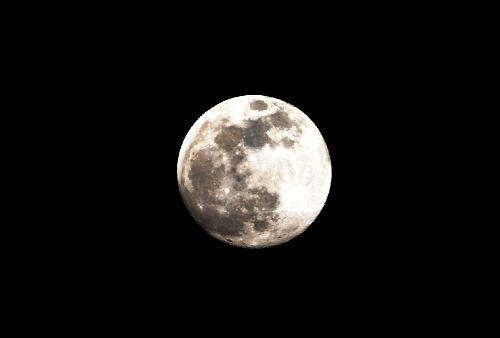 月圆,还是圆月