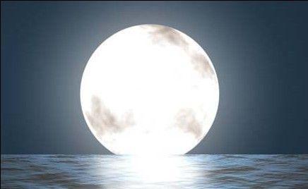 写月亮的古诗