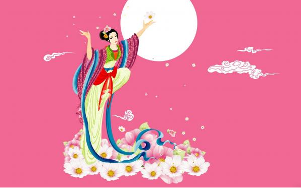 中秋佳节关于嫦娥的古诗大全