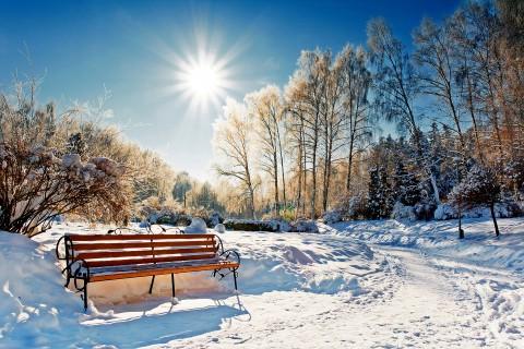 冬日里 温暖的游戏