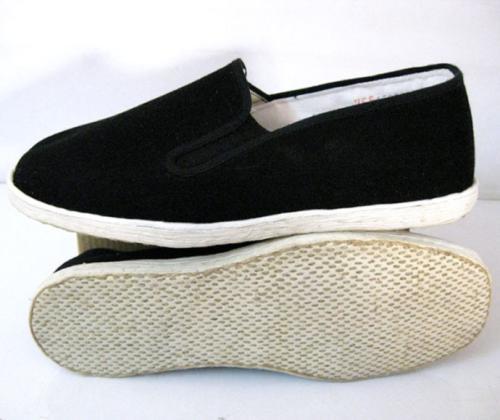 记忆中的布鞋