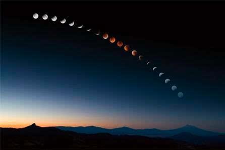 与你赴新月